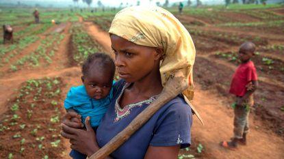 Twee miljoen kinderen in Congo dreigen van honger te sterven
