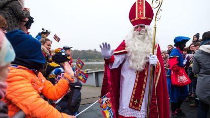 Sinterklaas krijgt warm onthaal in Rupelstreek