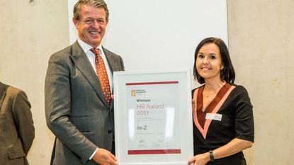 IN-Z krijgt HR-Award