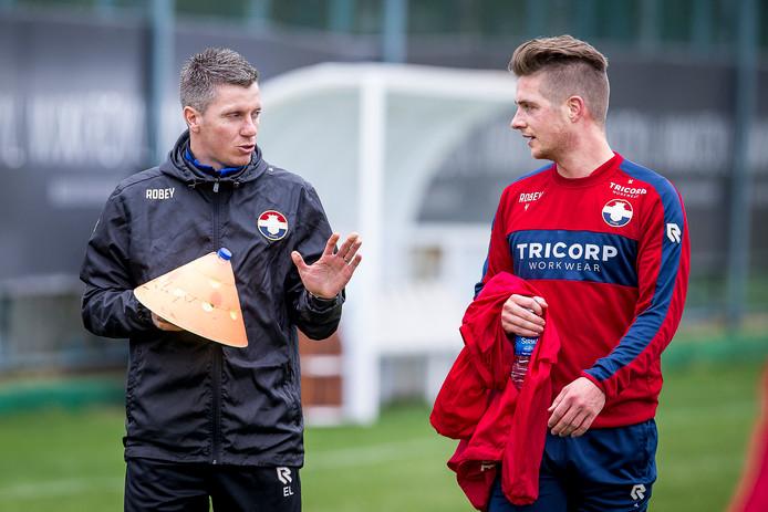 Edwin Linssen gaat als assistent-trainer aan de slag  bij Jong Vitesse.