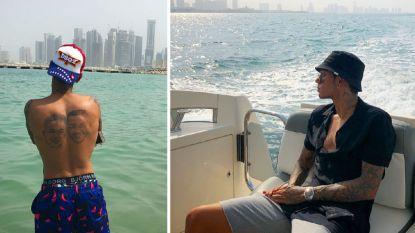 """Edmilson, held van Clásico in PO1, heeft het naar zijn zin in Qatar: """"Ik woon in een penthouse van 560 vierkante meter met privéstrand"""""""