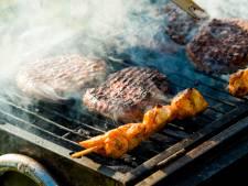 Bekeuringen voor barbecue in parken met rommel of overlast