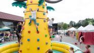 FOTO'S - Meer dan 350 kinderen op Eilabal in Kruisem