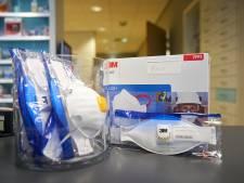VRZ: vier inzamelpunten voor beschermingsmiddelen zorgmedewerkers
