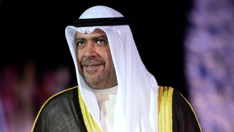Sjeik Ahmad Al-Fahad Al- Sabah speelt al meer dan twintig jaar een cruciale rol in de mondiale sportwereld. Hij was tevens minister van Olie en Informatie van Koeweit en topman bij de OPEC. Beeld Shutterstock / smileimage9