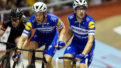 Keisse en Viviani winnen Gentse Zesdaagse na zinderende ploegkoers