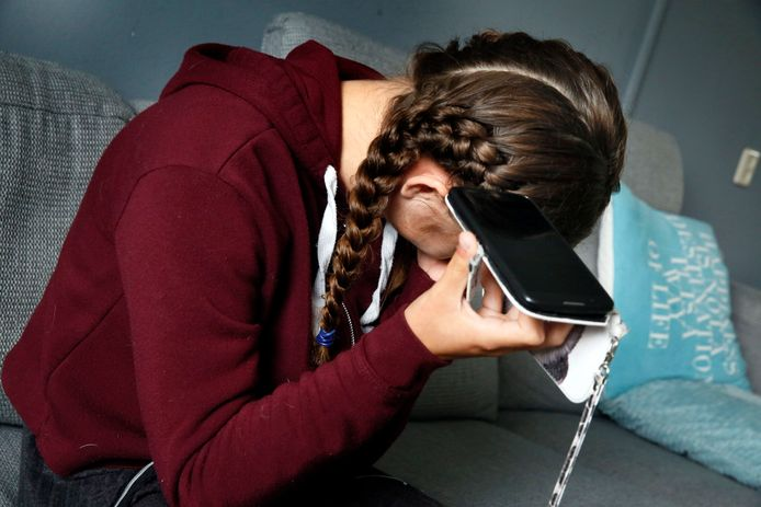 De leerlingen moeten door een technische storing langer wachten op het verlossende telefoontje.