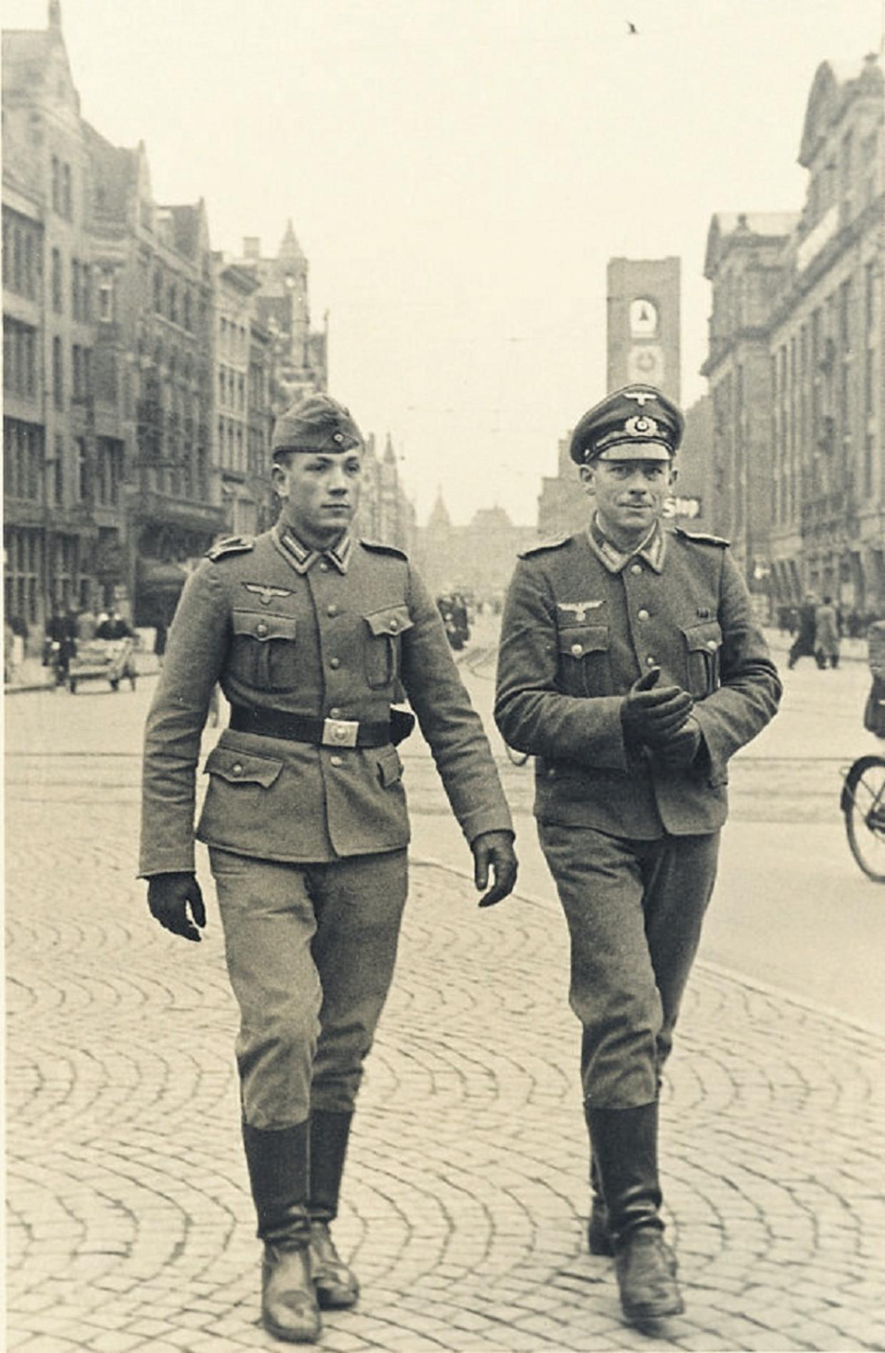 wat duitse soldaten tijdens de oorlog fotografeerden trouw
