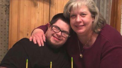 Onafscheidelijk duo: moeder en zoon sterven samen aan corona