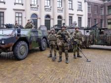 Militairen strijken donderdag neer in Dordrecht