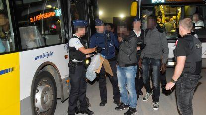 21 transmigranten opgepakt bij nieuwe grote politieactie in Kruibeke