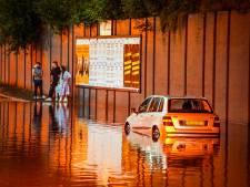 Brabant hield het (opnieuw) niet droog: het noodweer in beeld