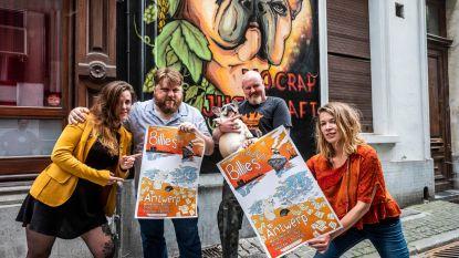 Billie's Bier Kafetaria haalt 50 exclusieve brouwerijen naar Waagnatie