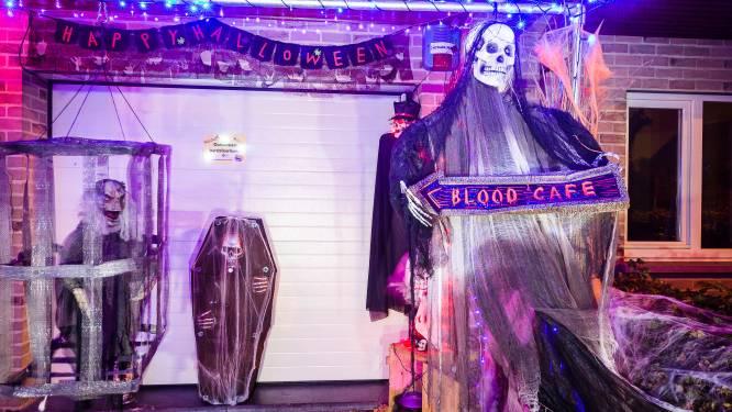 Progressief Malle roept op om ramen en tuinen voor Halloween te versieren
