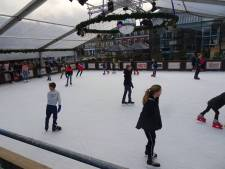Winterpark Schijndel trekt hordes schaatsers
