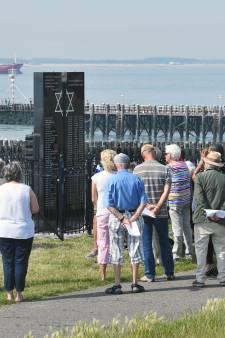 Joodse herdenking in Vlissingen doet velen goed