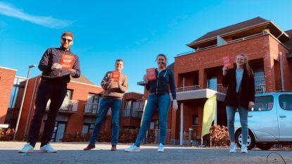 Jong CD&V steunt bewoners en personeelsleden in Gooikse woonzorgcentra