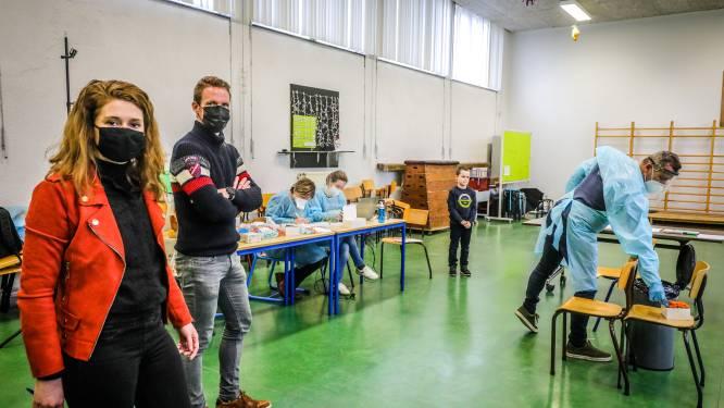 """Kleuterschool in Jonkershove hele week dicht na twee besmettingen bij de leerlingen: """"Klassen zitten vaak bij elkaar"""""""
