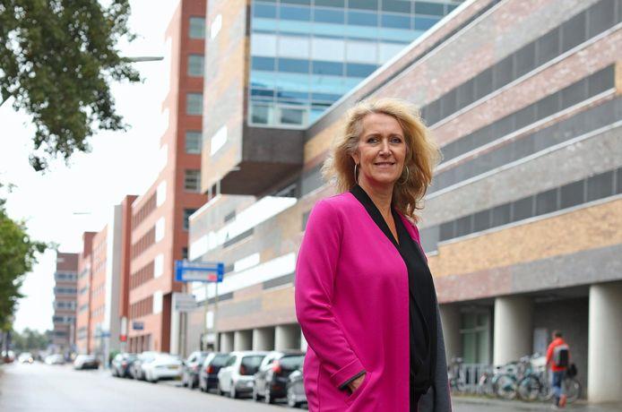 Diana Speerstra, regiomanager UWV Regio Zwolle.