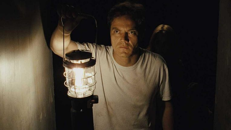 Michael Shannon als Curtis in Take Shelter. Beeld