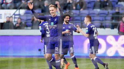 LIVE: Van Durmen blaast nieuw leven in de match tegen Anderlecht (4-2)