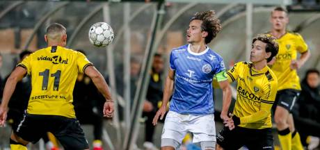FC Den Bosch kan niet stunten bij VVV en ligt uit de beker