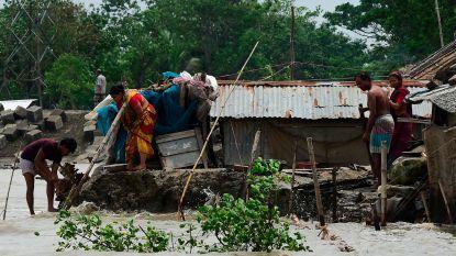 Extreem weer ontheemt in eerste jaarhelft zeven miljoen mensen