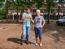 'Obstacle run in gouden leggings' niet weg te denken van de jaarmarkt in Hazerswoude-Dorp