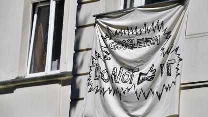 Google ziet na protesten af van campus in Berlijnse wijk Kreuzberg