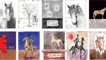 Rumst zoekt kunstenaars voor 'Project Paard'