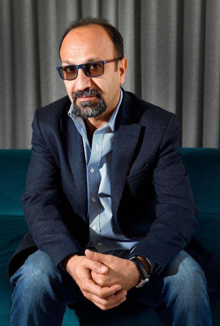 Asghar Farhadi. Beeld AFP