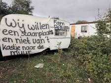 Actievoerders kampje de Brasem dagen gemeente Oss voor de rechter: 'Wij willen blijven'