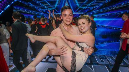 """Eerste interview met 'BGT'-winnaars Tascha & Ian: """"En dat terwijl Ian nog nooit had gedanst..."""""""