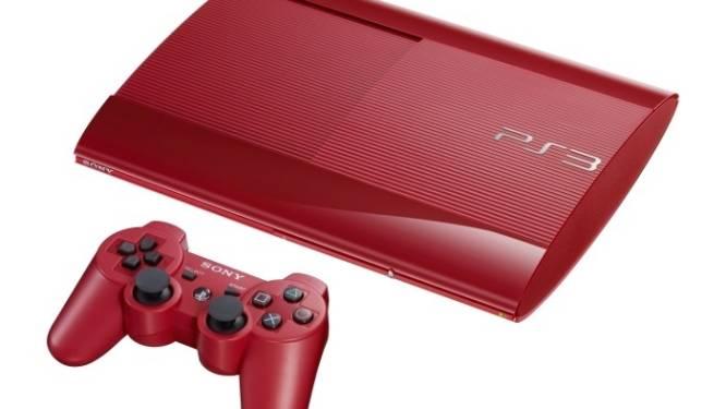 PlayStation 3 nu ook in kleurrijke varianten