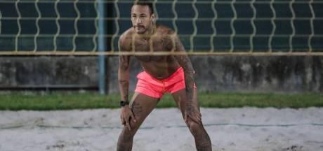 """Neymar """"respecte bien les règles du confinement"""", affirme son entourage"""