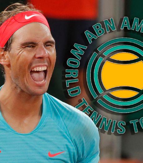 Krajicek slaat reuzenslag: Nadal keert terug in Rotterdam