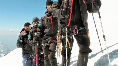 """""""Helemaal klaar voor Mount Everest"""""""
