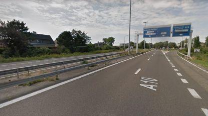 Motorrijder gewond bij aanrijding aan einde van A10