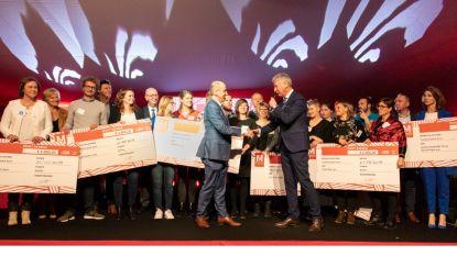 Meat&More deelt 38.000 euro uit aan 19 goede doelen