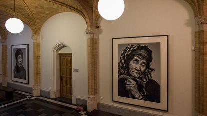 Portretten 'Vive Labeur' hangen nu in stadhuis