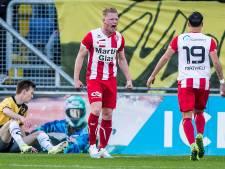 Van der Venne kan niet spelen tegen Jong AZ