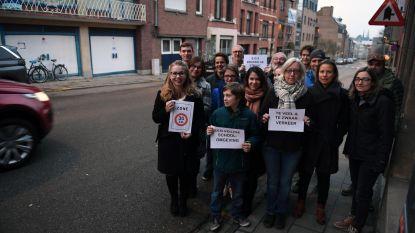 Rotonde Brusselsestraat verdwijnt