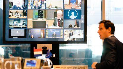 "Nederlandse financiënminister: ""Akkoord tussen eurolanden omtrent steunpakket moet lukken"""