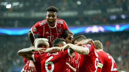 Turks mirakel nooit in de maak: Bayern wint ook return in Istanboel na geknoei bij de vleet