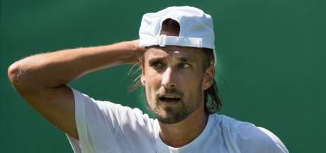 """""""Enfermé dans les toilettes"""": comment le Wimbledon de Bemelmans aurait pu tourner au cauchemar"""