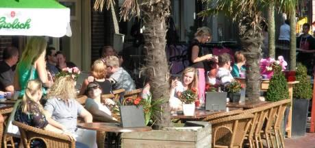Terrassen in Rijssen en Holten mogen ook deze zomer langer open blijven