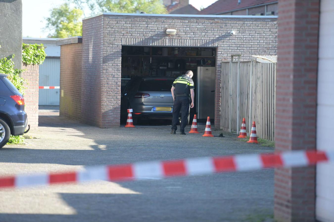 Man van beschoten vrouw in Best: 'Ze heeft heel veel geluk gehad'