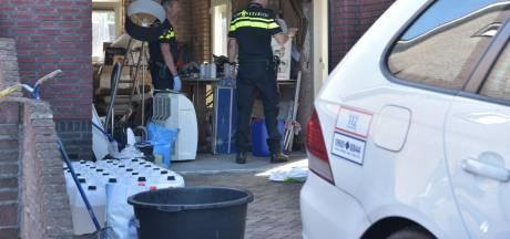 Drugslab opgerold in Hoeven