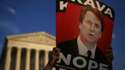 """""""Geen bewijs voor aantijgingen tegen Kavanaugh in FBI-rapport"""""""