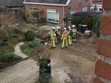 Verontreinigde grond verknoeit reconstructie riolering Wijhe